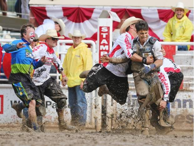 Chad Wins the $100,000 at the Calgary Stampede